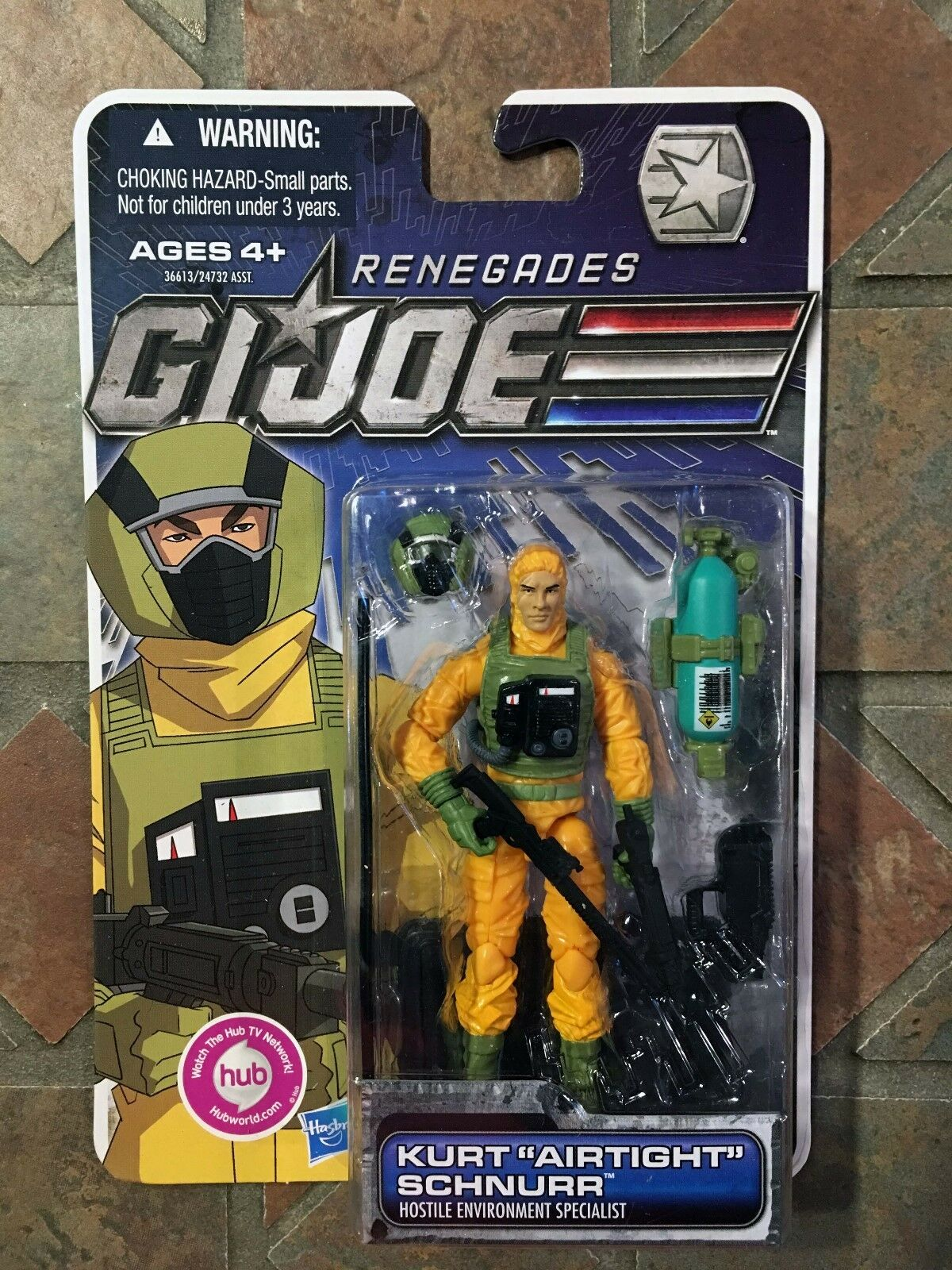 Gi Joe Luftdicht Figur Renegades Poc Roc 25. 50th Cobra Rise Pursuit Modern