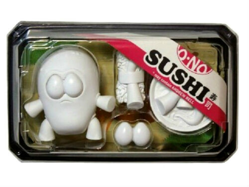 O-NO SUSHI DO-IT-YOURSELF WHITE VERSION ANDREW BELL
