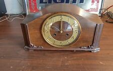 antique mantel clock selling as is