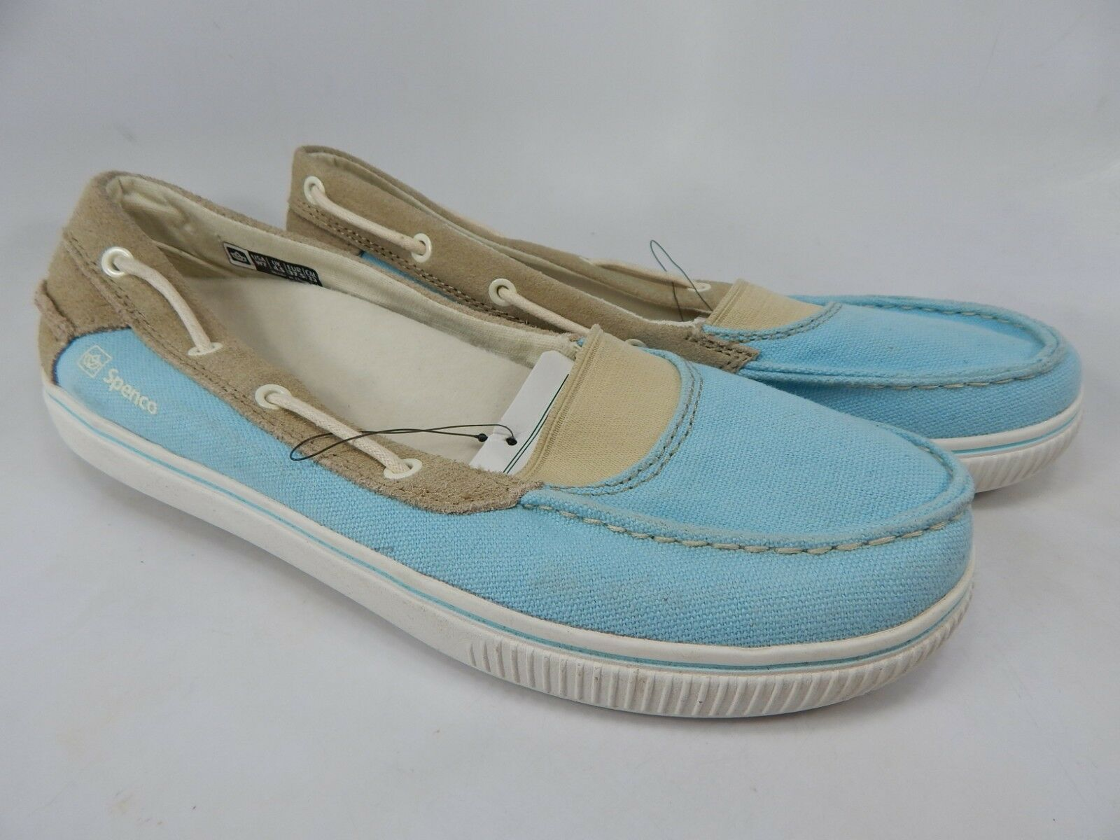 Spenco CVO S3 Size US 7 M (B) Women's Sneakers Casual shoes Light bluee