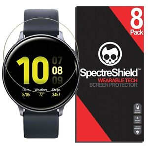 8-PACK-For-Samsung-Galaxy-Watch-Active-2-44mm-Screen-Protector-Spectre-Shield