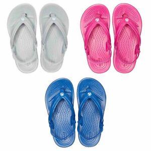 Crocs-Crocband-Kids-Ankle-Strap-Flip-Flops-Pool-Beach-Relaxed-Fit-Summer-Sandals