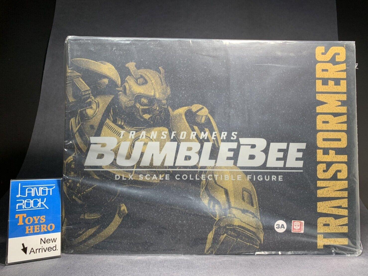 [giocattoliHero] In He Hasbro ThreeA x x x Transformers BUMBLEBEE Scale 8  azione cifra 1d3ddd