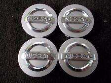 Set Nissan Altima Maxima Murano 350Z alloy wheel center cap 40342AU510