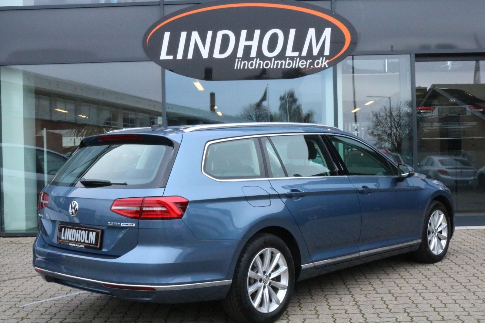 VW Passat TDi 150 High+ Vari. DSG
