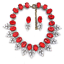 Fashion-Elegant-Women-Bib-Crystal-Pendant-Statement-Chain-Chunky-Choker-Necklace thumbnail 80