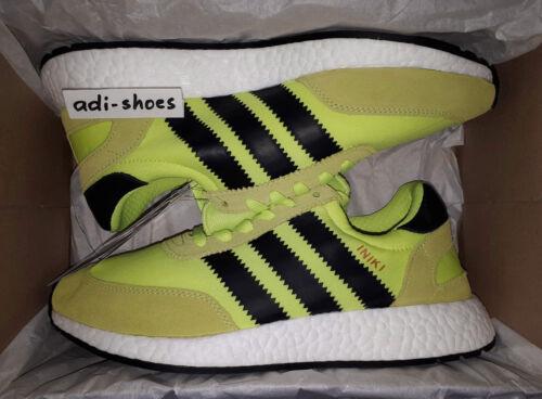 adidas Originals Iniki Runner Boost Running Shoes Trainers Sport Yellow  BB2094 10.5