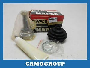 Coupling Drive Shaft Homocinetic Joint Joint Set Mapco VOLKSWAGEN Polo Lupo