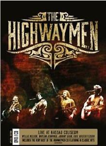 HIGHWAYMEN-LIVE-AT-THE-NASSAU-COLISEUM-ALL-REGIONS-NTSC-DVD-BONUS-CD-NEW