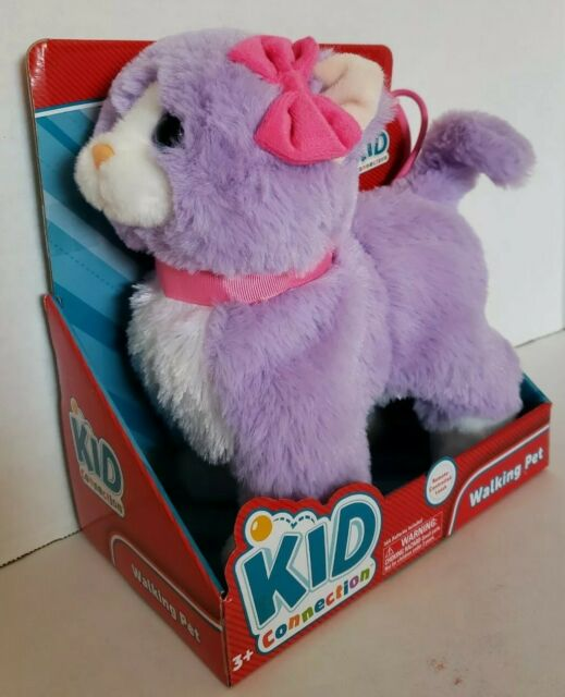 Kid Connection Walking Pet Cat Toy with Leash