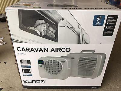 EUROM AC2400 Wohnwagen- Wohnmobilklimaanlage Split Klimaanlage aic condition neu