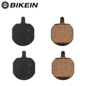 2 Pairs Bicycle Bike Resin Disc Brake Pads For Hayes Sole MX2//3//4//5 CX5 GX-C GX2