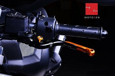 BMW F800R 09 - 12 Brake & Clutch Lever Levers, Adjustable & Expandable