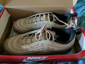 size 40 8f13a 80144 Details about Nike Air Max Vapormax 97 GOLD EUR 41 US 8