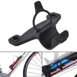 1X-Cycling-Bike-Bicycle-Pump-Holder-Pump-Retaining-Clips-Folder-Bracket-Holder-H