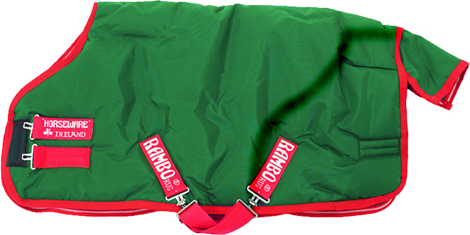 Horseware Ireland Rambo Original Turnout Blanket 0g Fill Lightweight