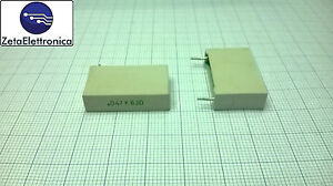 N.2 Condensatori Poliestere 0,047uf 630v Kp96srau-07222012-544254073