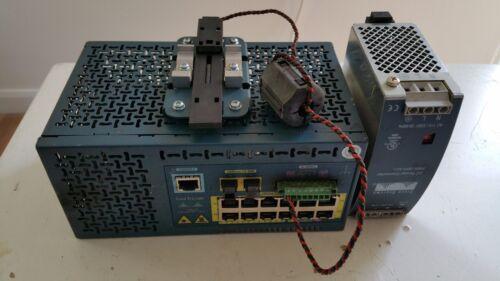 CISCO WS-C2955C-12 MANAGED ETHERNET SWITCH BUNDLE POWER SUPPLY PWR-2955-AC 2955C