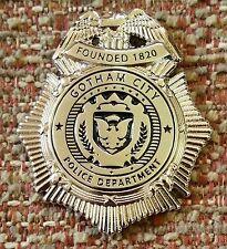 GOTHAM CITY POLICE DEPARTMENT Batman Mini Badge Lapel Pin