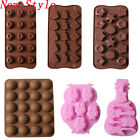 New Style Silicone Candy Cookies Chocolate Baking Mold Cake Decorating Mould