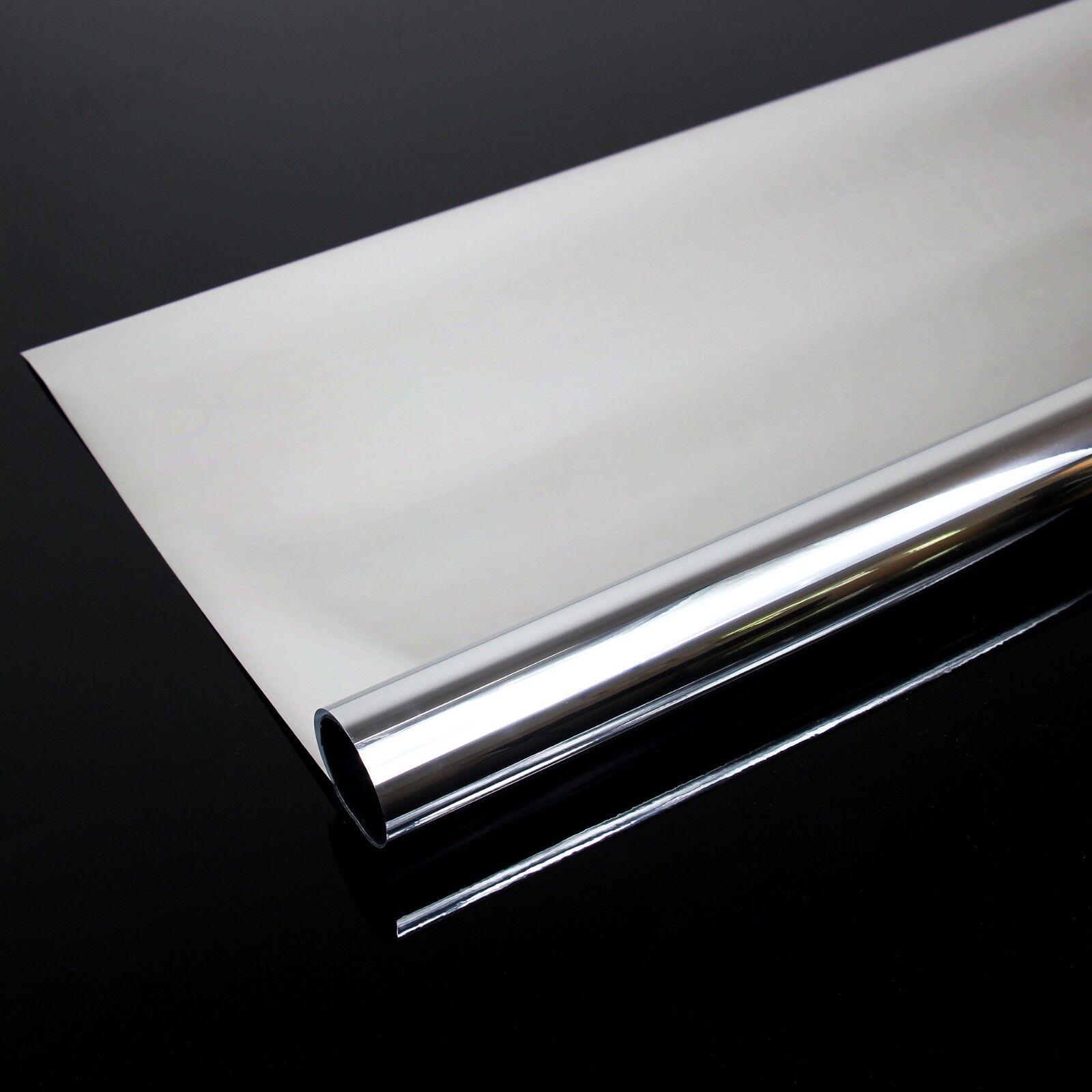 m² Spiegelfolie Fensterfolie Spiegel Spiegel Spiegel Folie Fenster UV Sichtschutzfolie | Tragen-wider  cbfb61