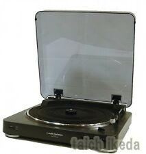 audio-technica stereo AT-PL300 turntable system Black audio Full auto Japan EMS