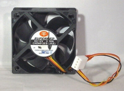 60MM x 20MM 4pin Case Fan IBM Superred CHD6012ES-AH CHD6012ES-AH E