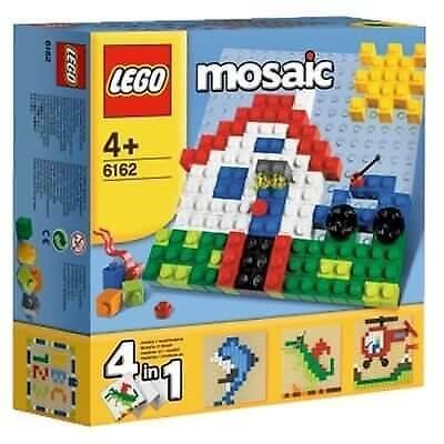 LEGO CREATOR 6162 Building Diverdeente CON MOSAICO LEGO