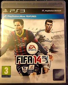 PS3 FIFA 14 GAME REGION FREE