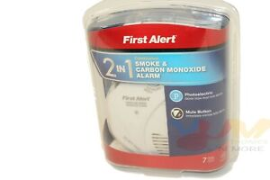 First-Alert-SCO5CN-Combination-Smoke-and-Carbon-Monoxide-Alarm-Battery-Operated