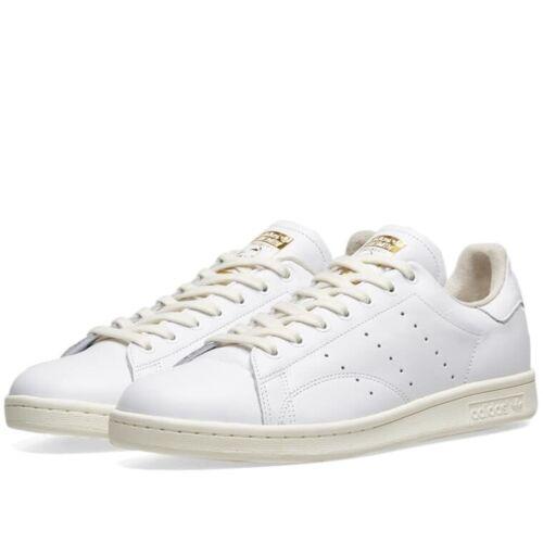 Adidas Stan Smith Blanc, Blanc Cassé & Vert DB3527