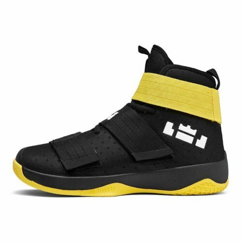 Basketball Shoes Lebron James High Top Gym Training Boots Ankle Athletic Sneaker