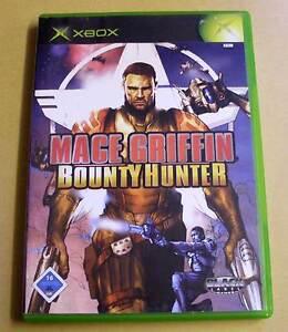 Microsoft-xbox-jeu-game-Mace-Griffin-Bounty-Hunter-Bountyhunter