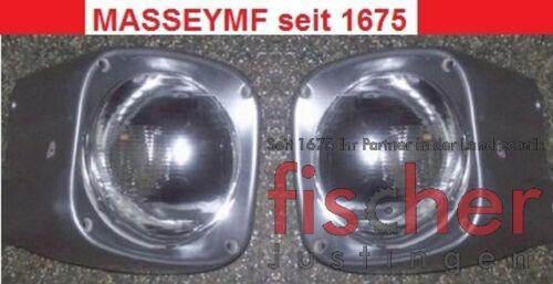 Scheinwerfer MF133 MF135 MF148 MF152 bis MF158 MF165 MF168 MF178/<MF1080 ferguson