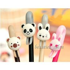 Super Cute Cartoon 3D Panda Pig Rabbit Animal Ballpoint Pen (Random Pattern)