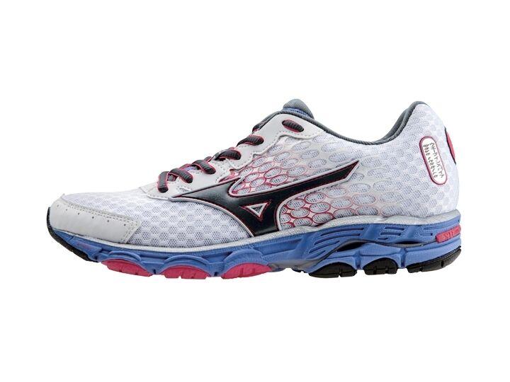 Mizuno Wave Inspire 11 Womens Running Shoe (B) (408)