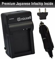 Nx-bccsn Original Battery Charger For Genuine Sony Dsc-wx70, Dsc-wx80 Dsc-wx150