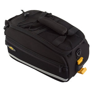 Topeak Mtx Ex Trunk Bag Trunck Rear Rack Bag W Quick