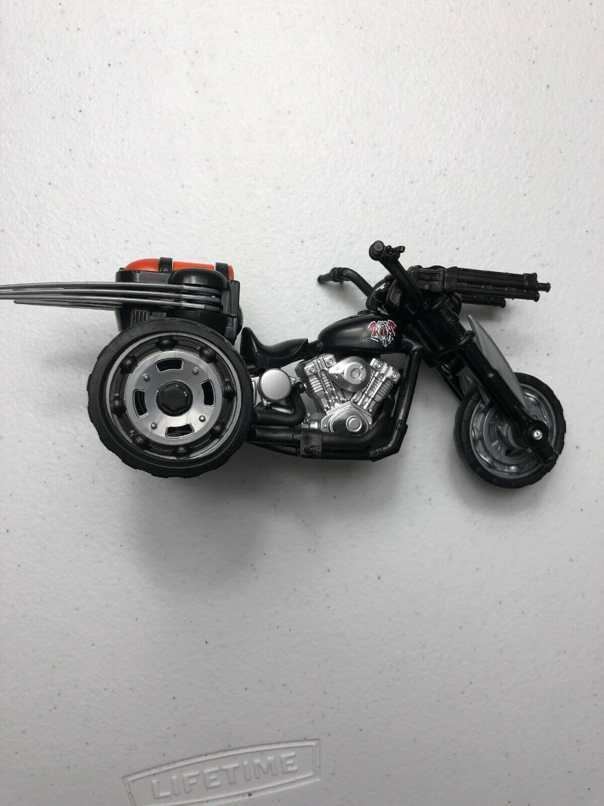GI Joe Club Vehicle Lot 2019 Exclusive Cobra Cold Slither Cycle Only