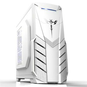 Pc-Gehaeuse-Tower-Gamer-Gaming-ATX-M-ATX-Mini-ITX-Midi-Tower-schwarz