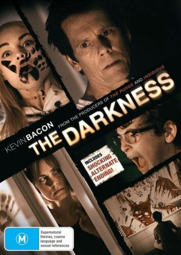 1 of 1 - The Darkness (DVD, 2017) NEW R4