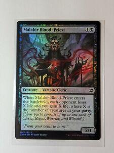 NM-Mint English Zendikar Rising Malakir Blood-Priest x4 Zendikar Rising