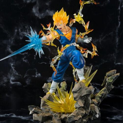 Dragon Ball Super Saiyan Son Goku Vegeta Frieza Trunks PVC Figure Model Toys UK