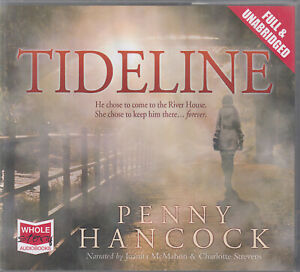 Penny-Hancock-Tideline-9CD-Audio-Book-Unabridged-Thriller-FASTPOST