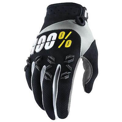 100% Airmatic Junior Guanti Motocross Bambini-nero-