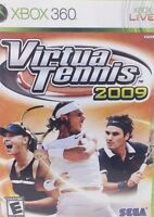Virtual Tennis 2009 - Xbox 360