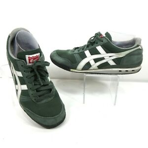 Asics Onitsuka Tiger Size US 8 EU 41.5 Mens Ultimate 81 Dark Green ... f386cf4359e