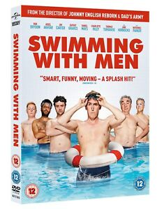 Swimming With Men [DVD] 5053083173036