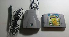 Hey You, Pikachu! W/ N64 VRU And Microphone Nintendo 64