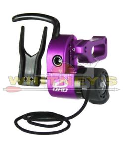 QAD Ultra Rest HDX - Purple - Right Handed - UHXPU-R